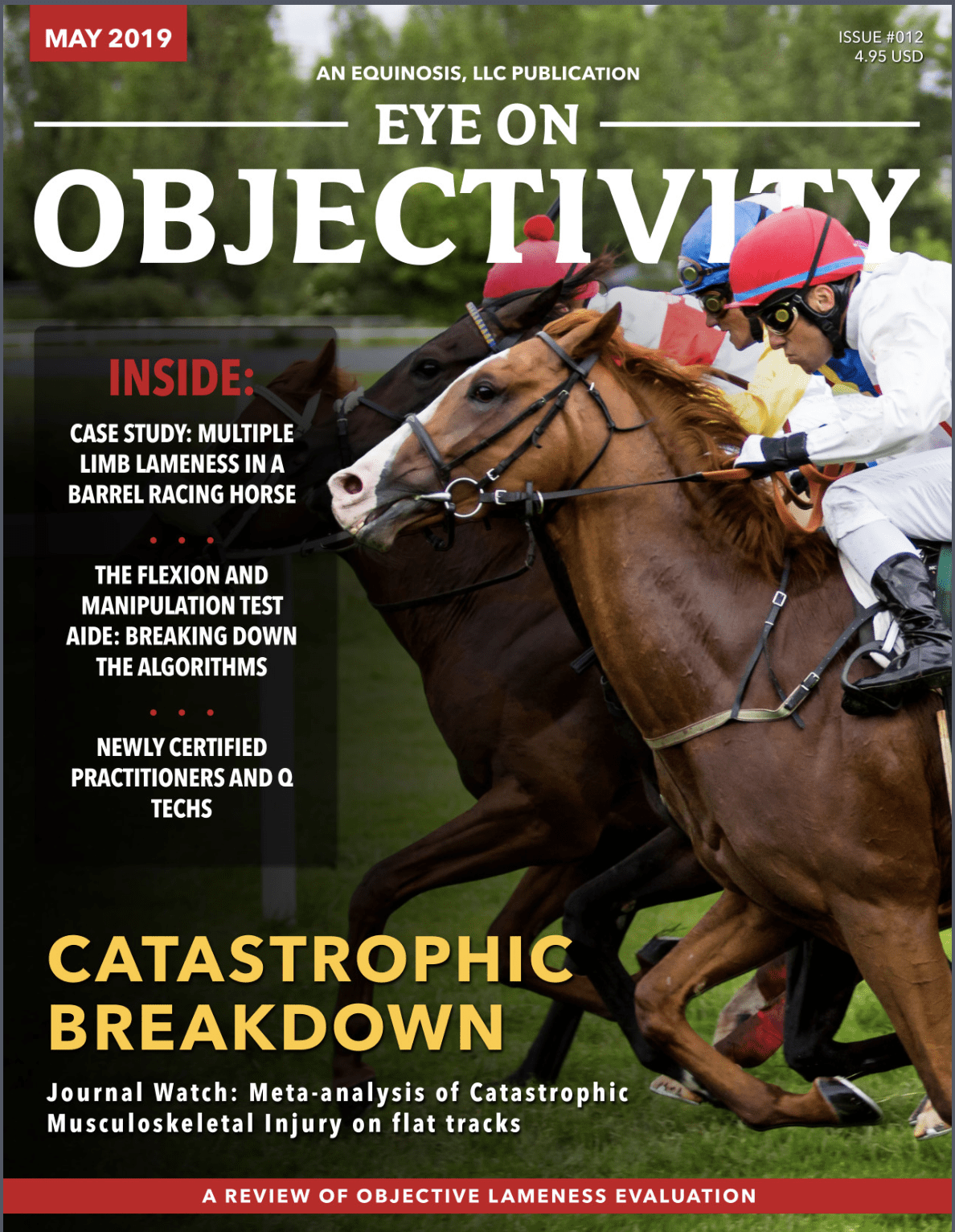 Eye on Objectivity May 2019