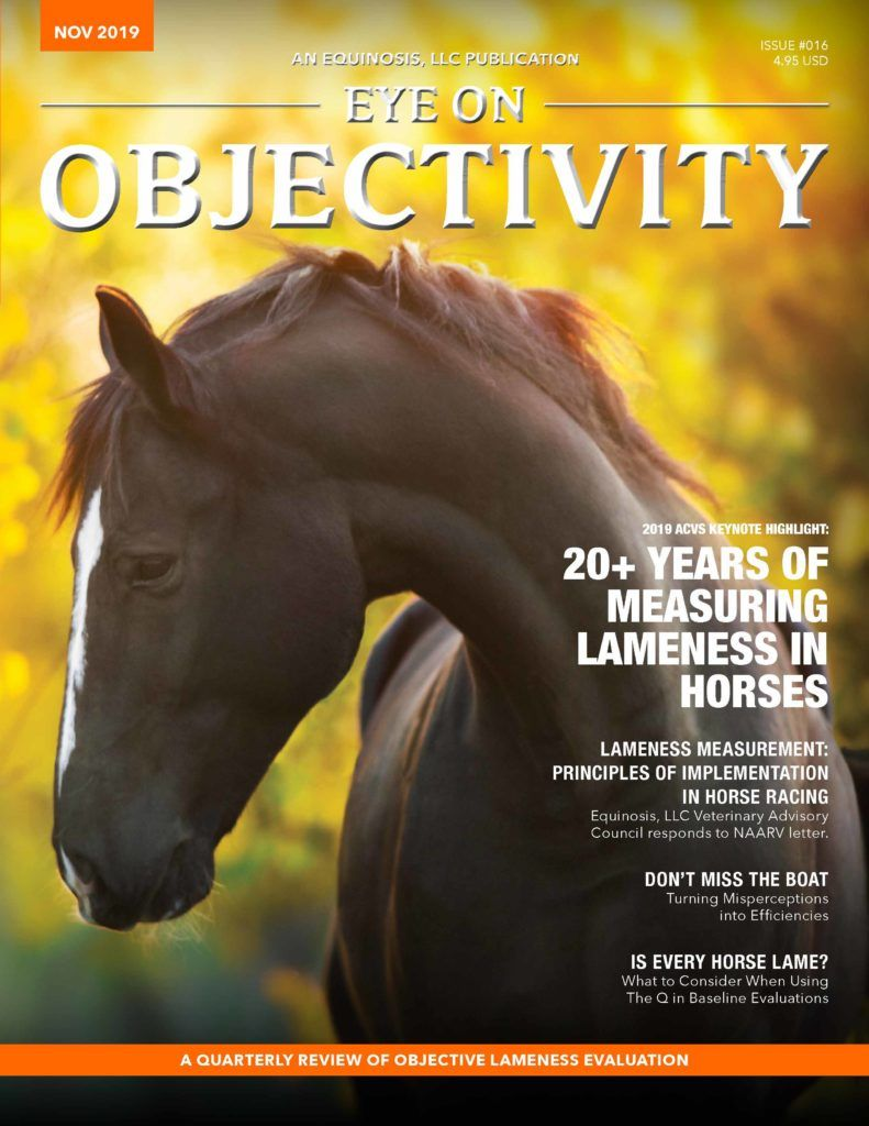 Eye on Objectivity November 2019 Cover